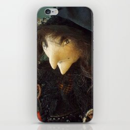 Agatha Witherspoon iPhone Skin