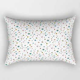 Space and Planets Rectangular Pillow