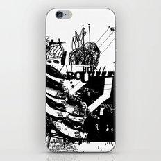 Thou iPhone & iPod Skin