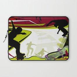 Skateboarding Laptop Sleeve