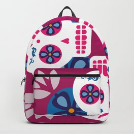 Talavera pink Backpack