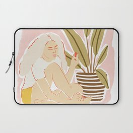 When I have too much to do Laptop Sleeve