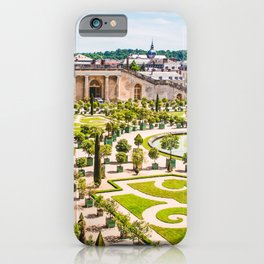 Versailles Gardens | Europe France Nature Landscape Travel Photography iPhone Case