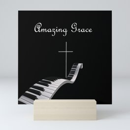 Amazing Grace Mini Art Print
