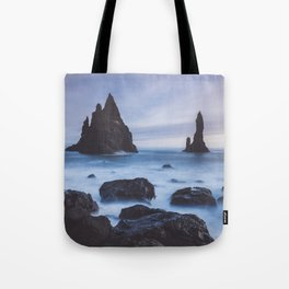 Reynisfjara - Landscape and Nature Photography Tote Bag