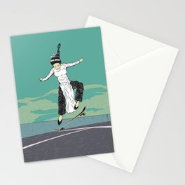 [ LET YOURSELF GO! ] The Vietnamese lady. Stationery Cards