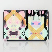 lucy iPad Cases featuring Lucy by Haute Graffiti