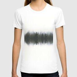 Sound waves -woods T-shirt