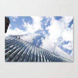 Skyscraper double Canvas Print