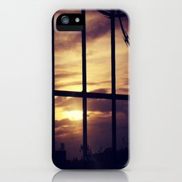 Urban Sunset iPhone Case