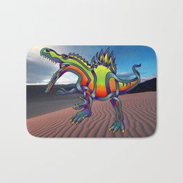 Spinosaurus Bath Mat