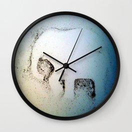 Elephant Dust Wall Clock