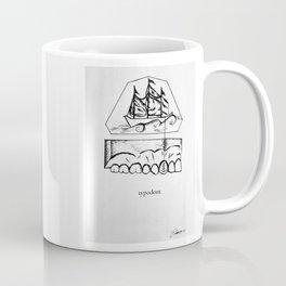 typodont. Coffee Mug