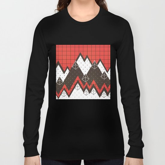 Moutains 2 Long Sleeve T-shirt