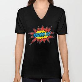 Kazoo It! Unisex V-Neck