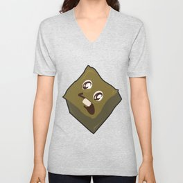 Brownie Unisex V-Neck