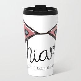 NIAU Metal Travel Mug