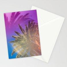 Palm Tree Skyline Stationery Cards