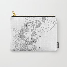 Edena Carry-All Pouch