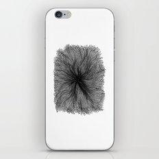 Jellyfish Large B&W iPhone & iPod Skin