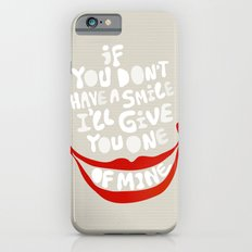 Have a smile! iPhone 6s Slim Case