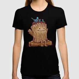 Good Day Log's Bird Nest T-shirt