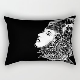 Maleficent Tribute Rectangular Pillow