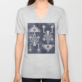 Chilean Tribal Unisex V-Neck