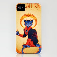 Le Chat Rogue iPhone (4, 4s) Slim Case