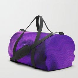 Purple daze 20 Duffle Bag