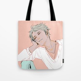 Mr. Refreshing Tote Bag