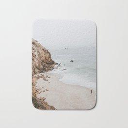 malibu coast / california Bath Mat