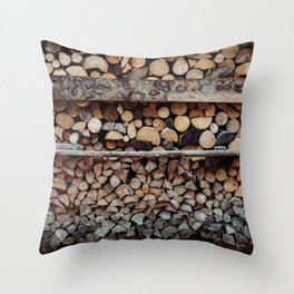 Timber Throw Pillow