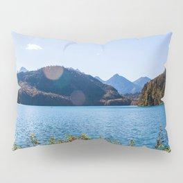 Alpsee lake Pillow Sham