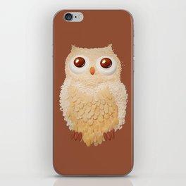 Owlmond 1 iPhone Skin