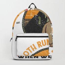 Sloth Running, Sloth Running Team Backpack