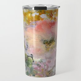 Evening Rose Travel Mug