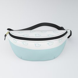 Ducklings Mint Fanny Pack