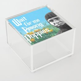 Wait For Me Acrylic Box