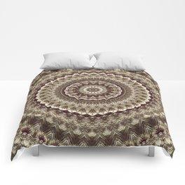 Mandala 531 Comforters