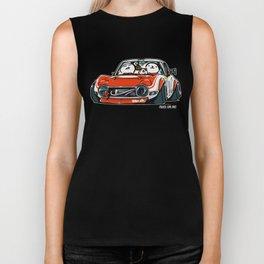 Crazy Car Art 0136 Biker Tank