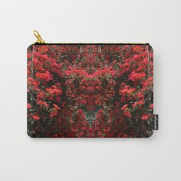 Mirrored Trees 11 Carry-All Pouch