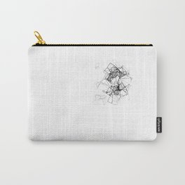 square fantasy lonely Carry-All Pouch