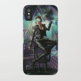 Missing sequences iPhone Case