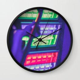 Bass n Color Wall Clock