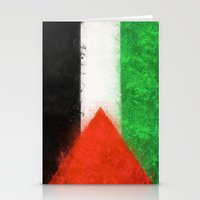 palestine Stationery Cards featuring Palestine by 2b2dornot2b