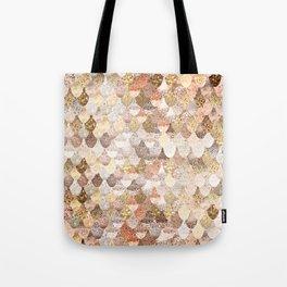 MERMAID GOLD Tote Bag