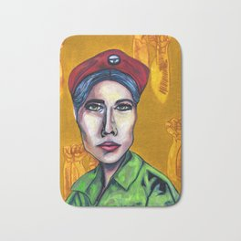 Lulu (Young Lords Party Series) Bath Mat