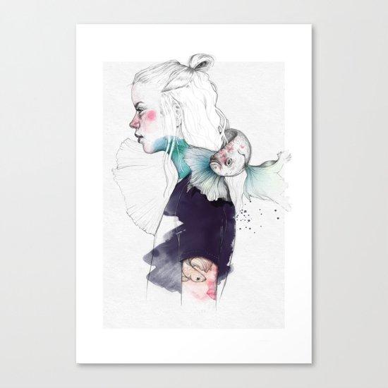 BETTA Canvas Print
