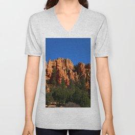 Dixie Forest Hoodoos Unisex V-Neck